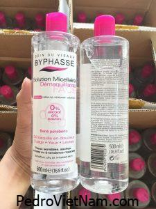 Review Nước tẩy trang Byphasse Solution Micellaire | TuDienLamDep