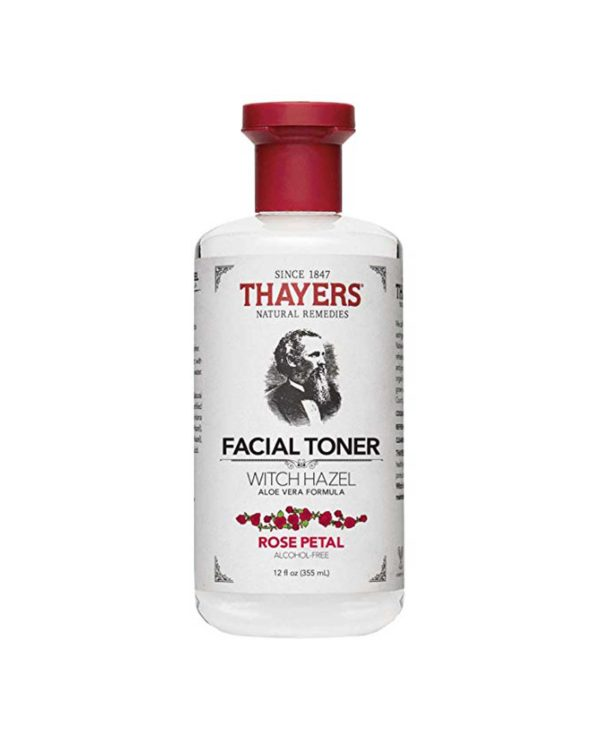 Thayers Rose Petal Witch Hazel Toner Review   Glossnglitters
